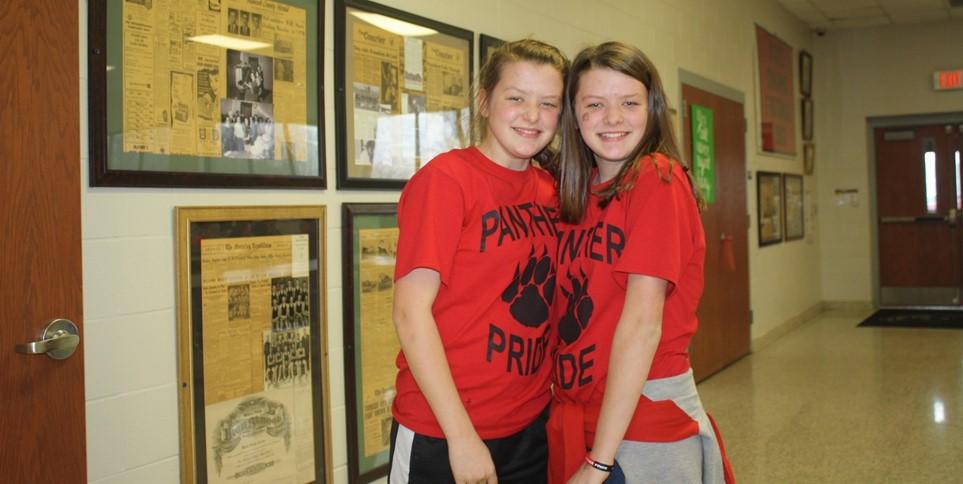 Panther Pride