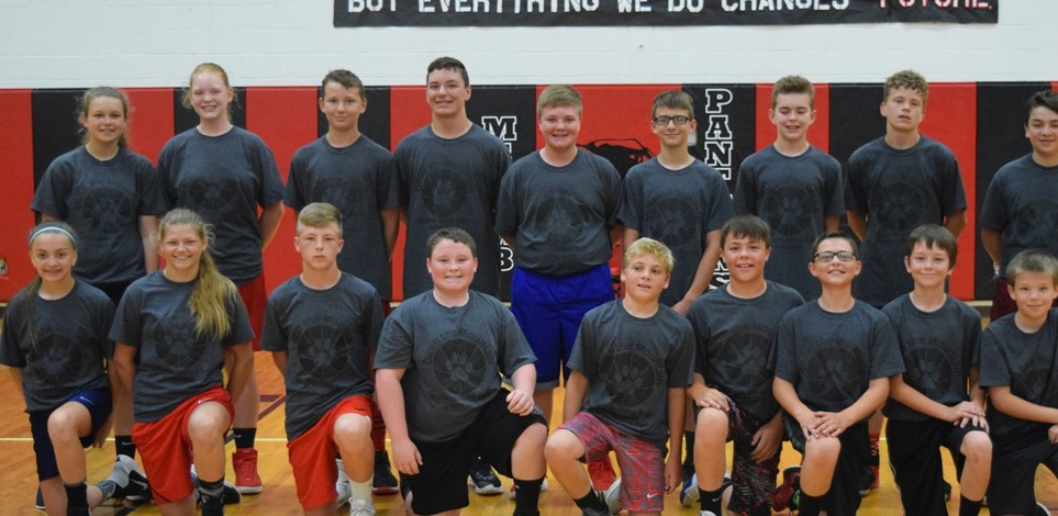 Rising Stars Basketball Camp