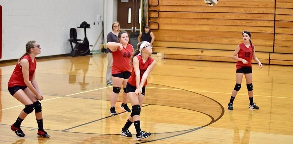 Junior High Volleyabll