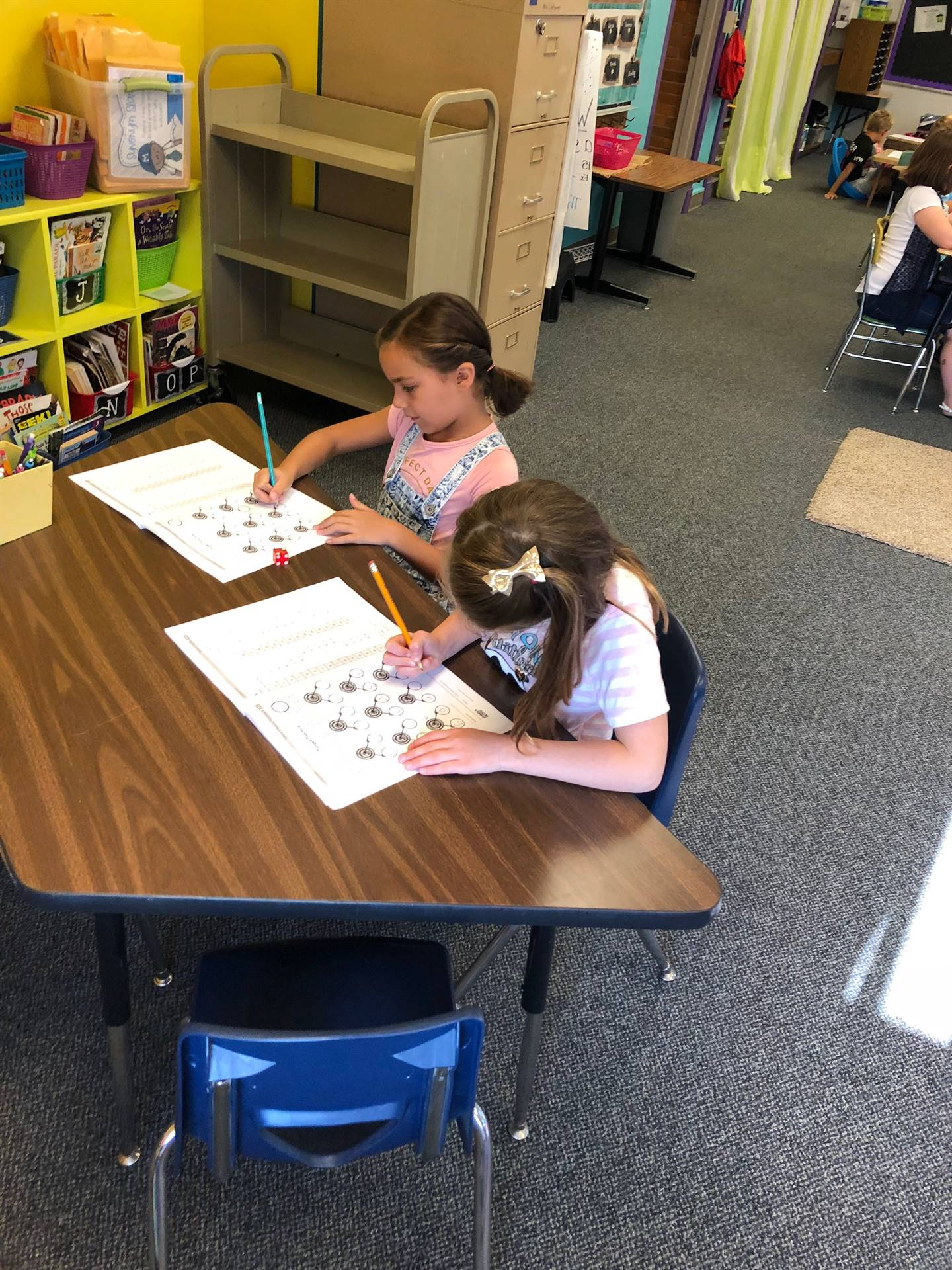 2nd Grade Learning