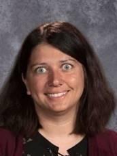 Mrs. Jennifer Beckman, Intervention Specialist