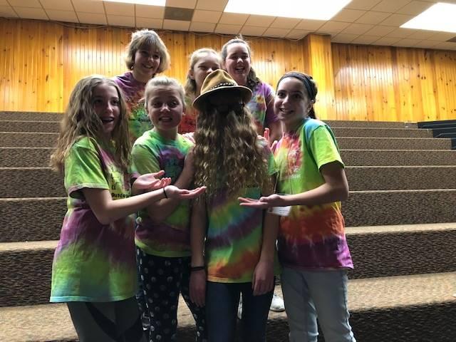 6th Grade Fun!