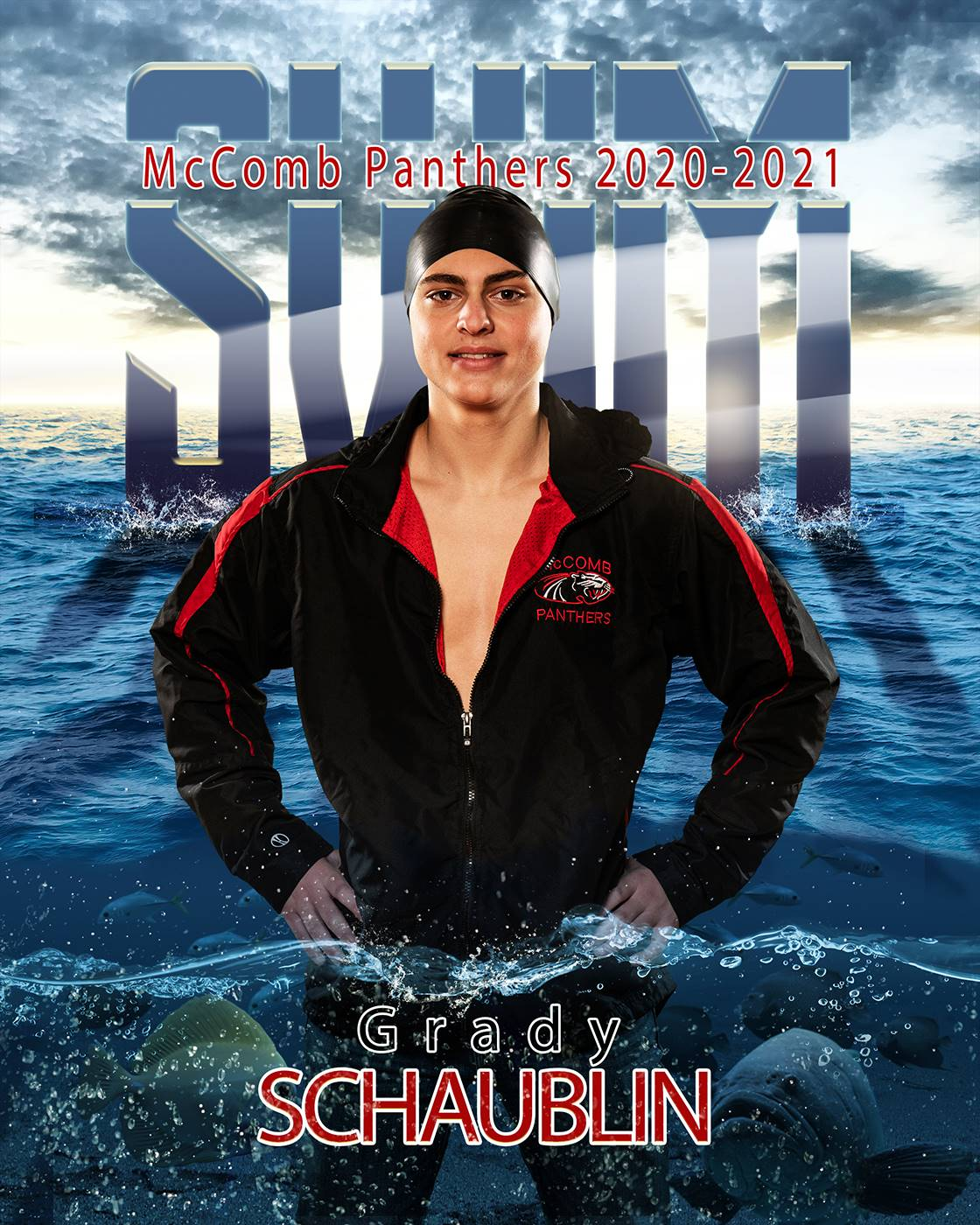 McComb Swimming