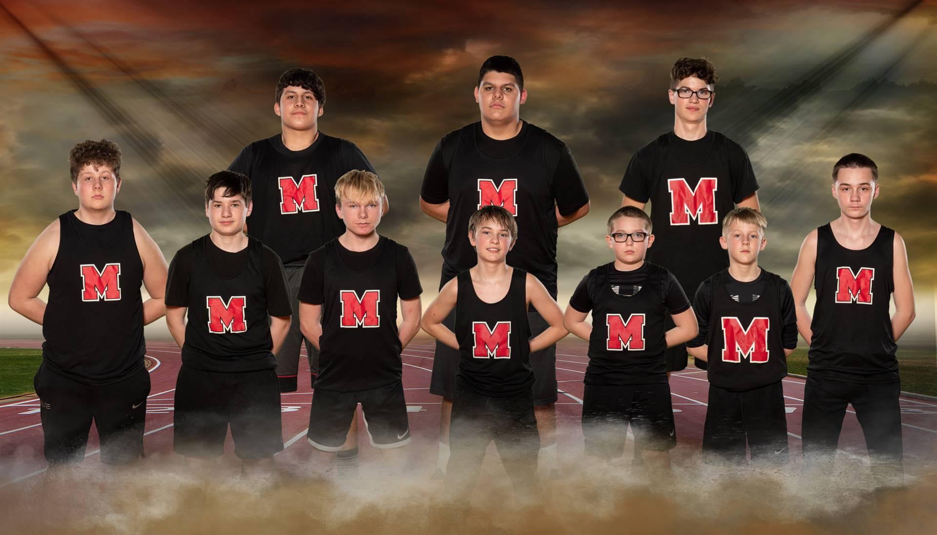 Junior High Boys Track