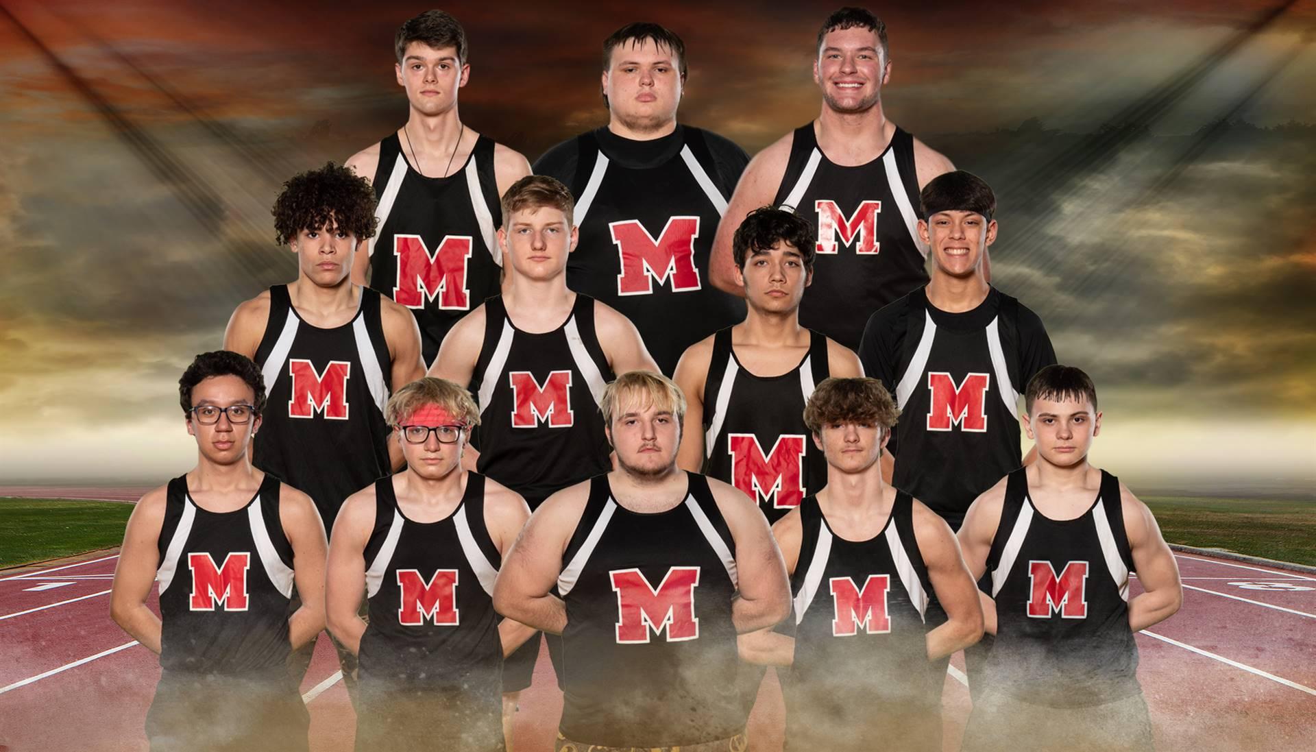 High School Boys Track