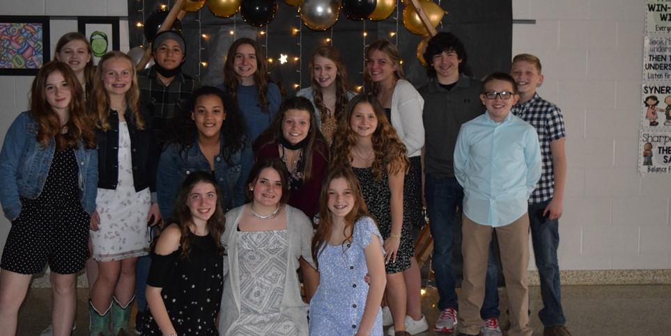 Junior High Dance